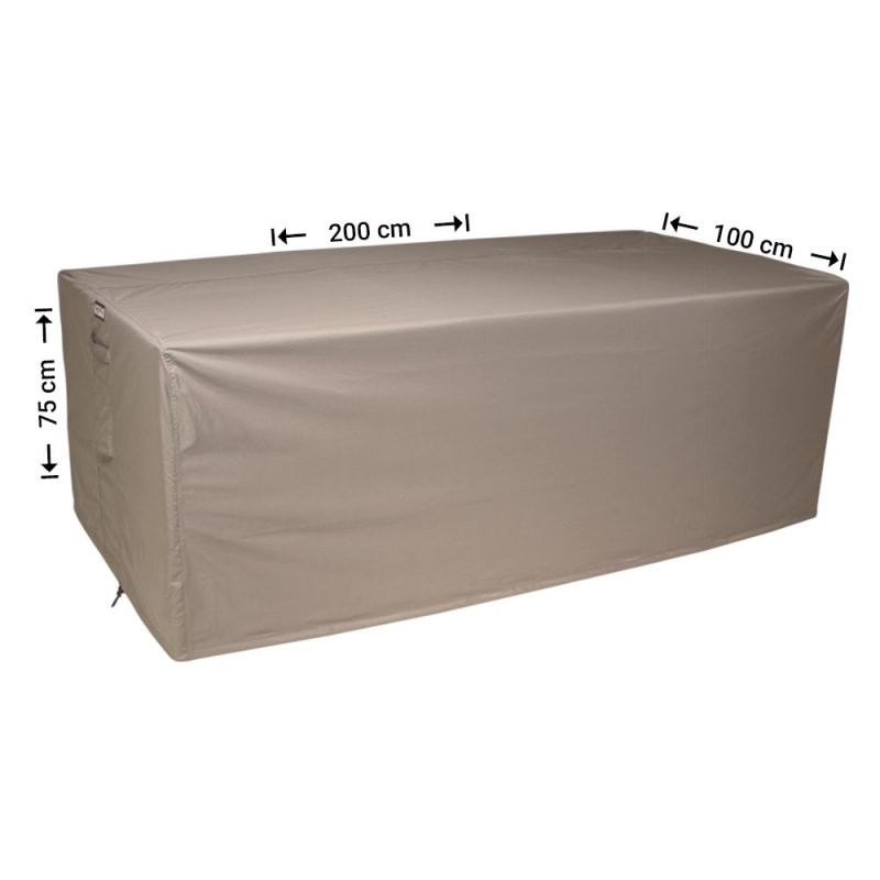 Tisch Abdeckung 200 X 100 Cm von Gartentisch Abdeckung 200 X 100 Bild