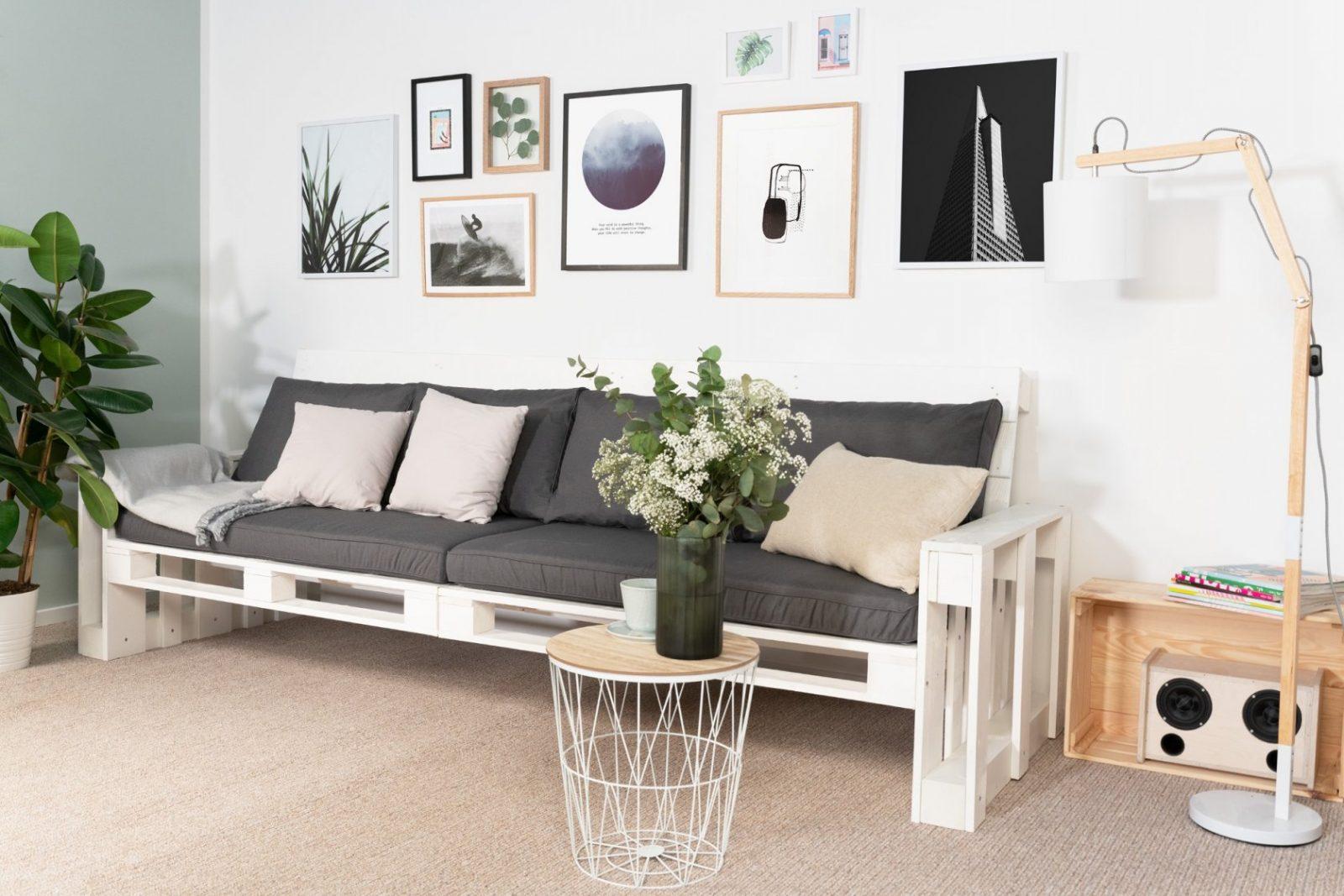 Tisch Aus Paletten Selber Bauen – Ideen Und Tipps  Obi von Rustikale Möbel Selber Bauen Photo