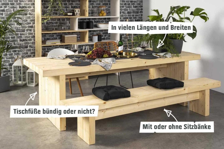 Tisch Bruno Selber Bauen  Tische  Obi Selbstbaumöbel von Tisch Selber Bauen Obi Bild
