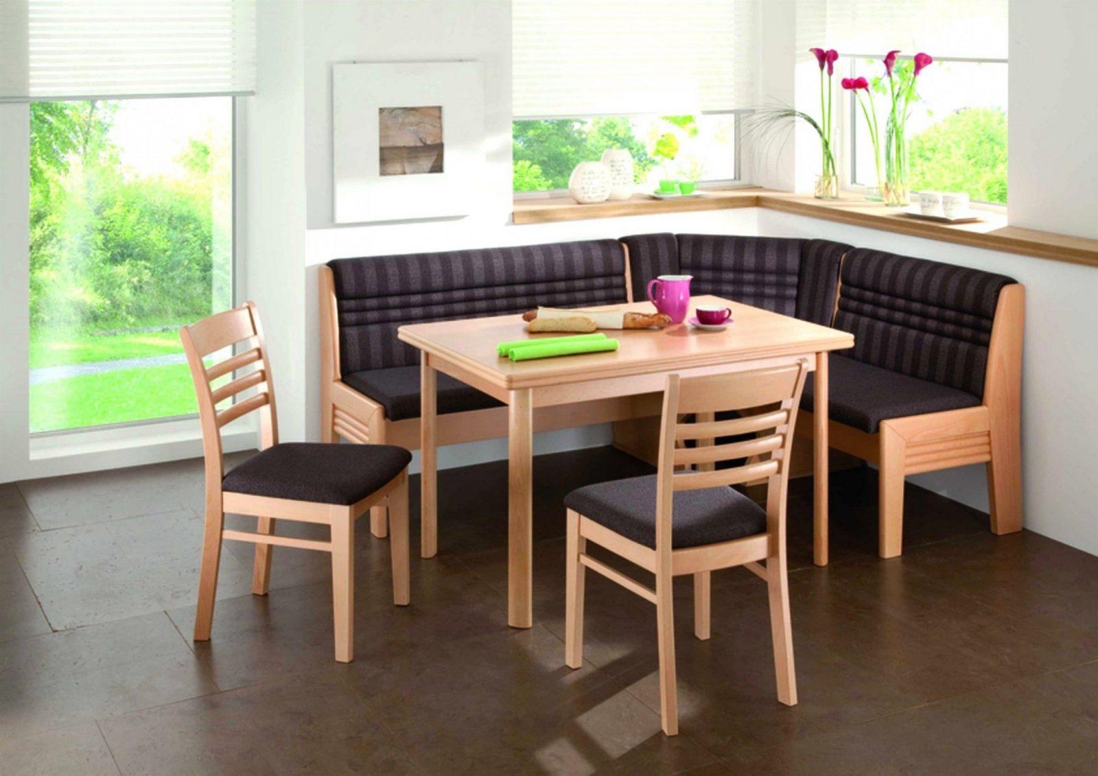 Tisch Massiv  Wohndesign von Eckbank Für Runden Tisch Bild