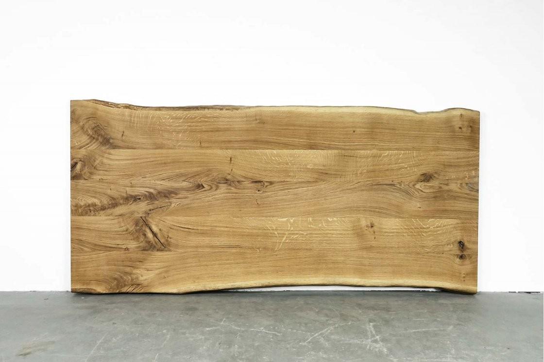 Tischgestell Nach Maß In Holz Und Stahl  Wohnsektion von Wetterfeste Tischplatten Nach Maß Photo