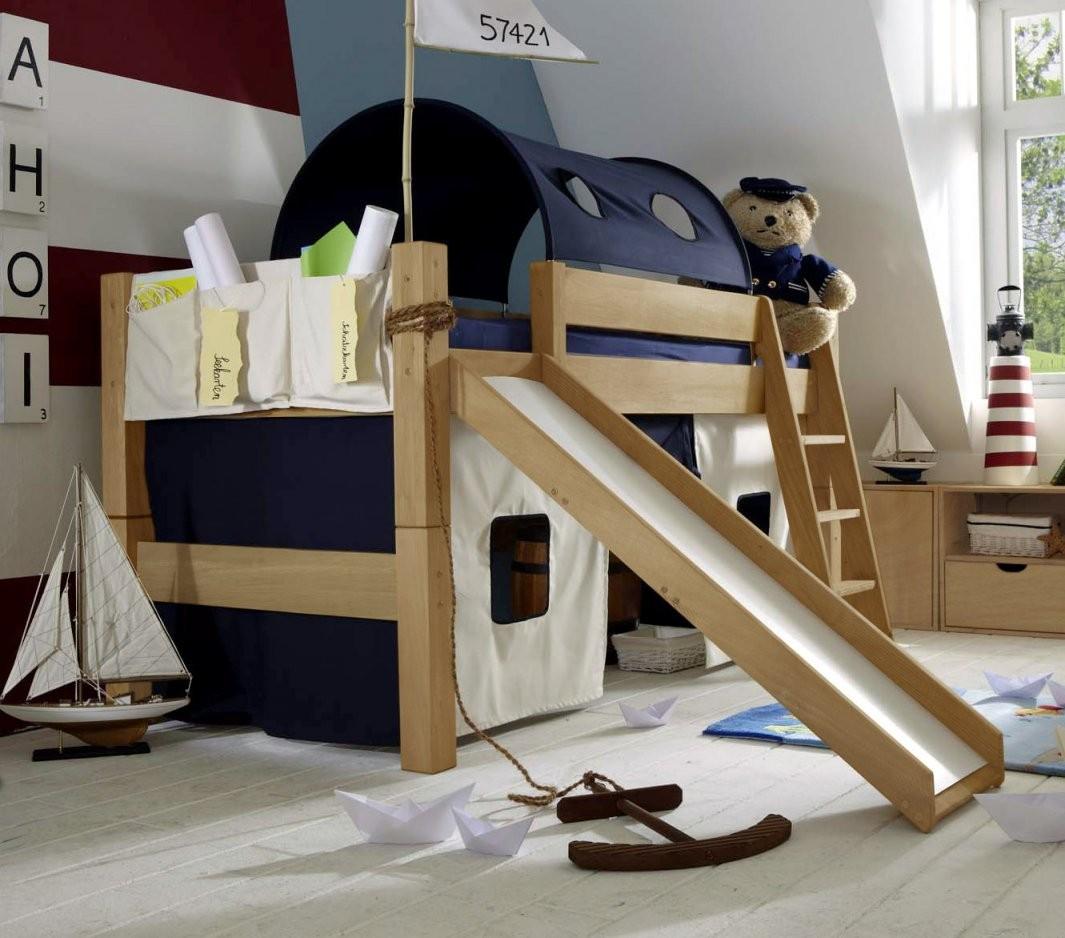 Tolle Kinderbetten Mit Rutsche Günstig Kaufen  Bettenat von Kinderhochbett Mit Rutsche Günstig Kaufen Photo