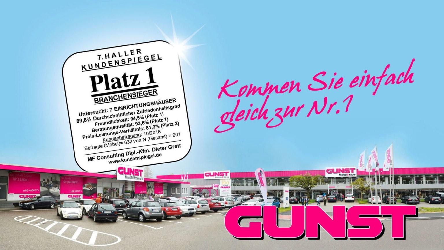 Topplätze Beim Schwäbisch Haller Kundenspiegel  Gunstgunst von Möbel Gunst Schwäbisch Hall Photo