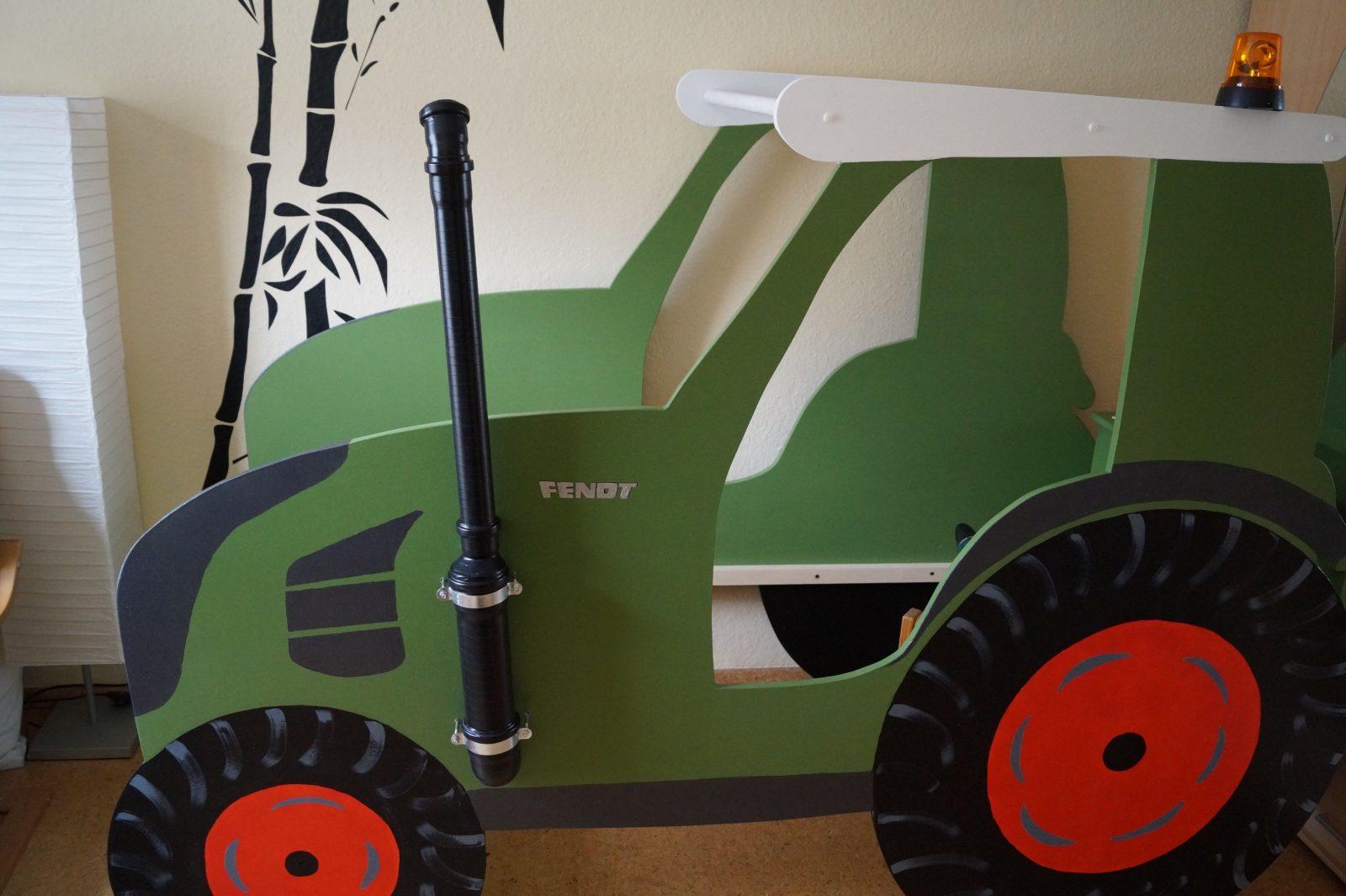 Traktor Kinderbett Bauanleitung Zum Selber Bauen Kinderzimmer In von Kinderbett Selber Bauen Auto Photo