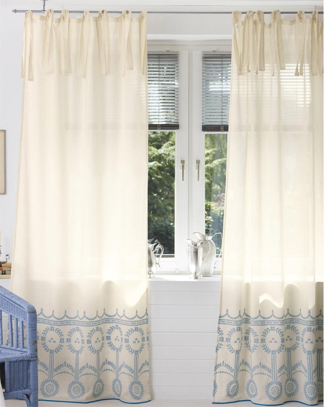 Transparente Vorhänge Finden Sie Hier  Vossberg von Vorhänge Mit Schlaufen Zum Binden Photo