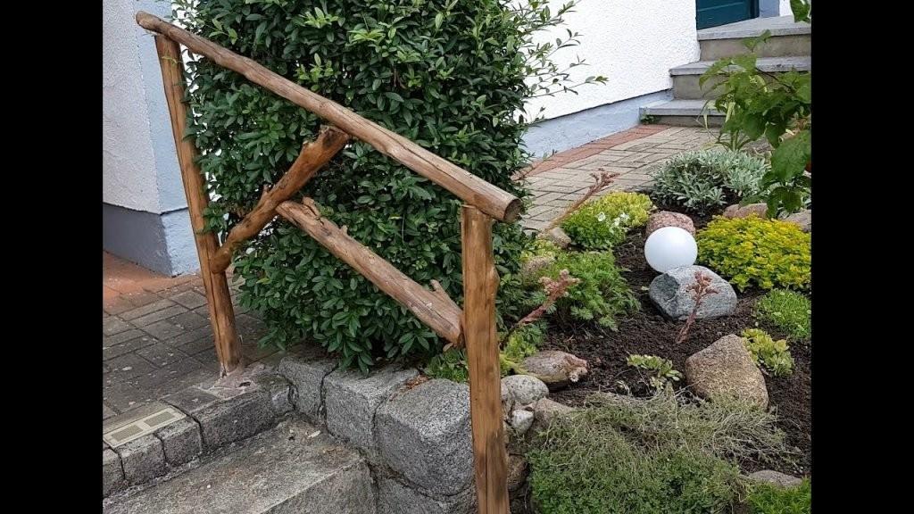 Treppe Garten Selber Bauen Holz Kollektionen Von Designs Rustikales von Treppe Im Garten Selbst Bauen Bild