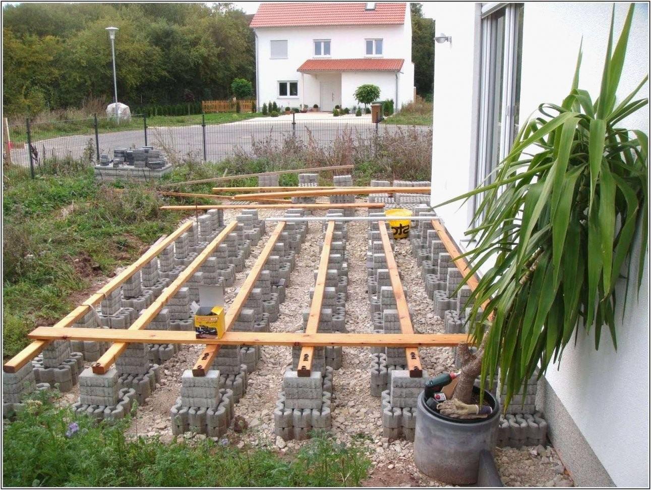 Treppe Garten Selber Bauen Holz Schön Terrasse Treppe Selber Bauen von Treppe Im Garten Selbst Bauen Bild