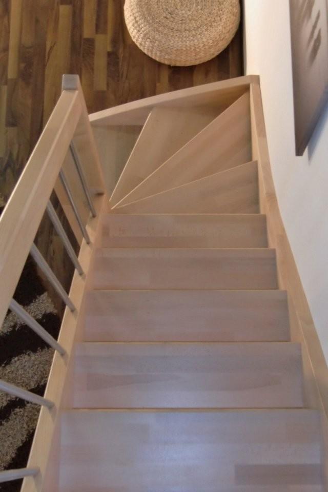 Treppe Nach Maß 14 Gewendelt Rechts Unten von Treppe 1 4 Gewendelt Rechts Bild