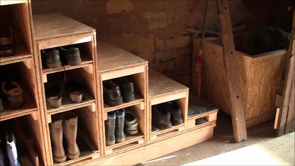 Treppe Selber Bauen Aus Osbverlegeplatten  Youtube von Treppe Holz Selber Bauen Bild