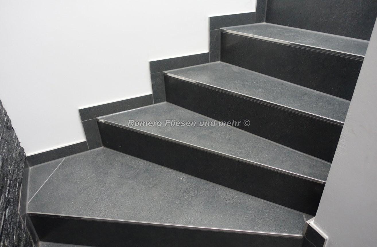 Treppen Fliesen Auenbereich Finest Aussen Eps Hlzptik Bauhaus von Gewendelte Treppe Fliesen Anleitung Photo