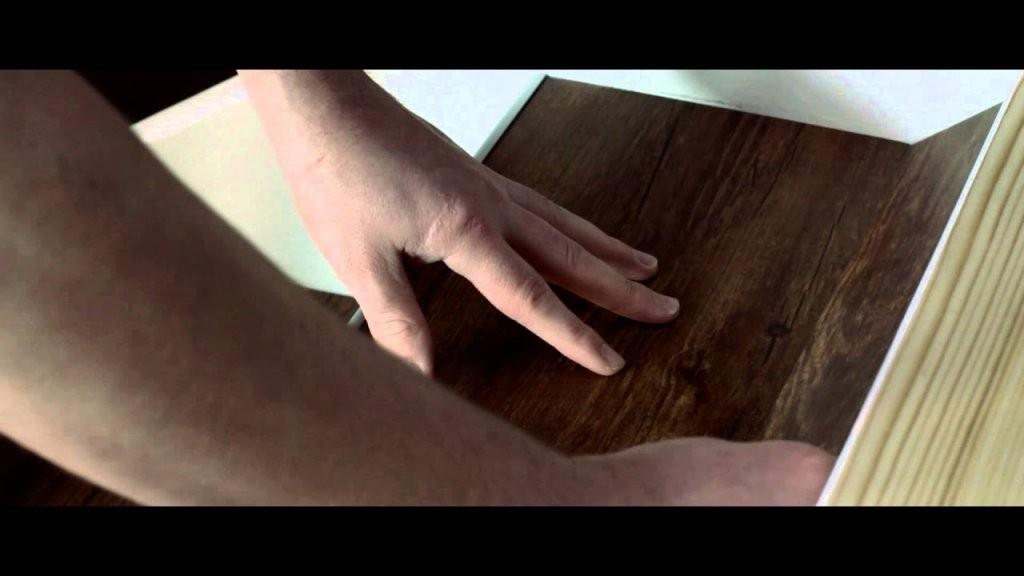 Treppenrenovierung Treppensanierung Selber Machen Mit Vinyl von Vinyl Auf Treppe Verlegen Bild