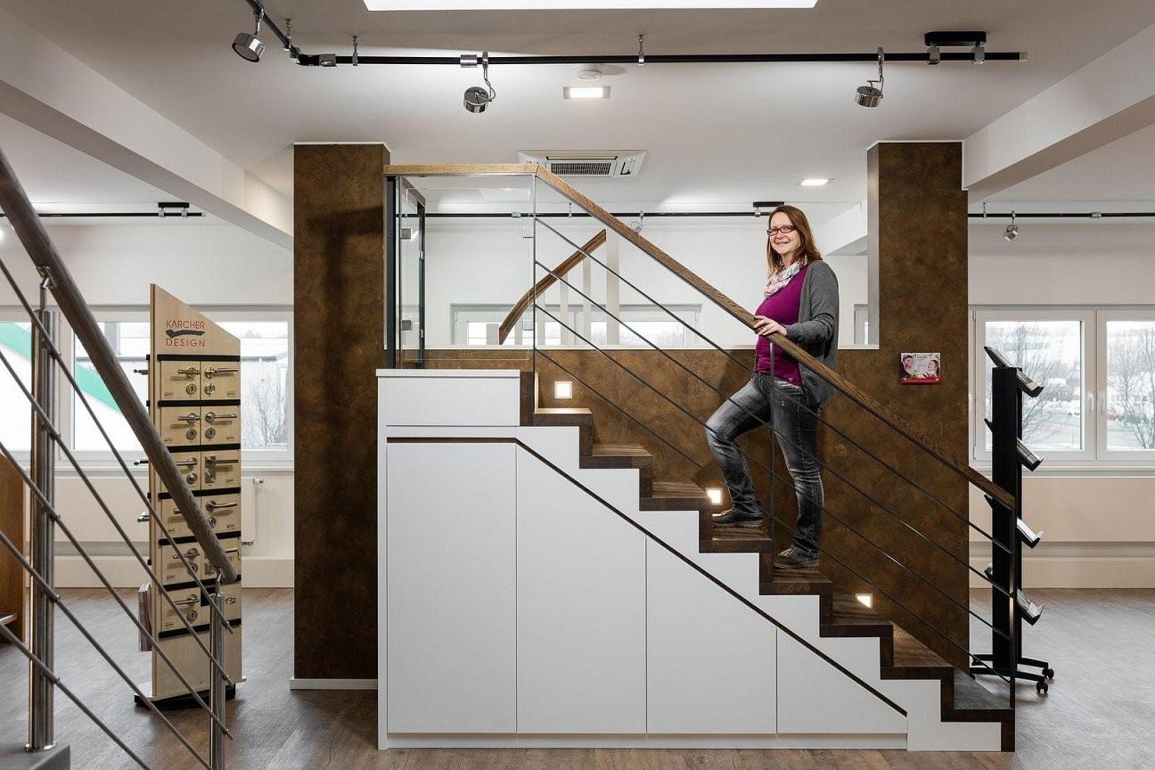 Treppenschränke – Bäthe Treppen Gmbh von Schuhschrank Unter Der Treppe Bild