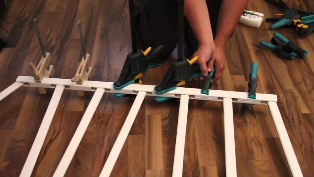 Treppenschutzgitter Im Eigenbau von Kindersicherung Treppe Selber Bauen Photo
