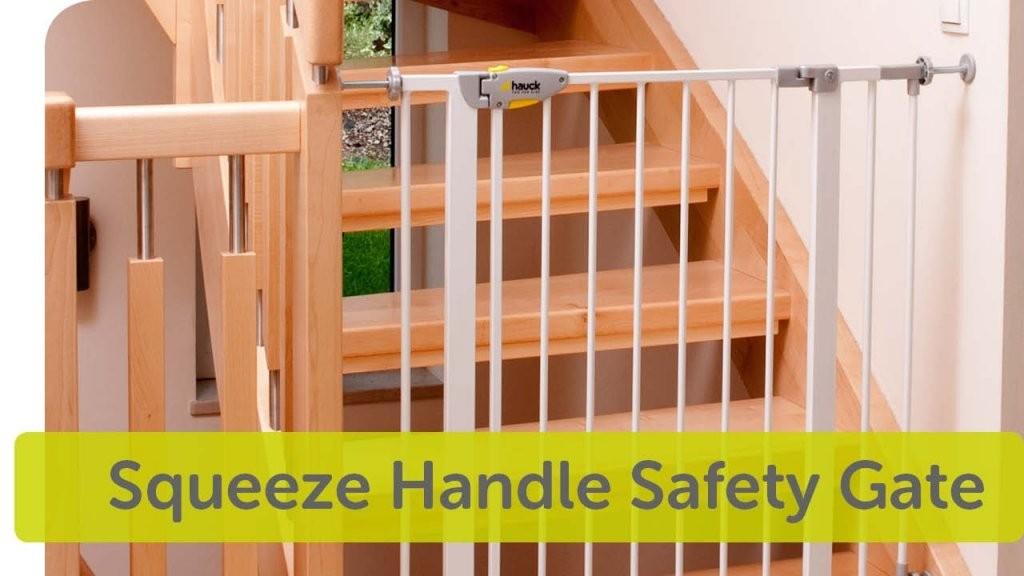 Treppenschutzgitter Vergleich  Die Besten Türschutzgitter von Treppenschutzgitter Zum Klemmen Ikea Bild