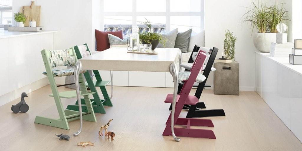 Tripp Trapp® Stuhl Natur von Stokke Tripp Trapp Buche Bild