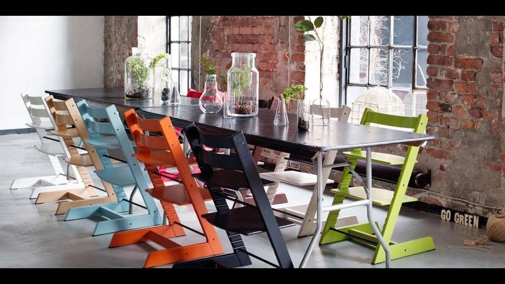 Tripp Trapp® Stuhl Natur von Stokke Tripp Trapp Buche Photo