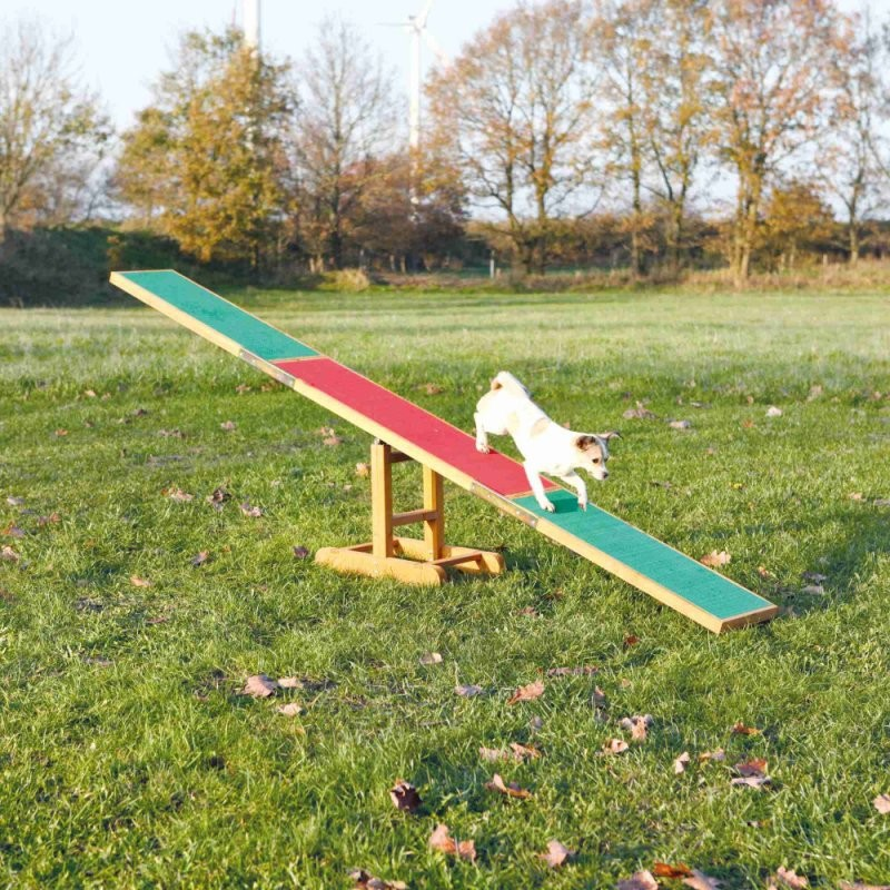 Trixie Hundesportgerät Agility Wippe Dog Activity von Hunde Wippe Selber Bauen Bild