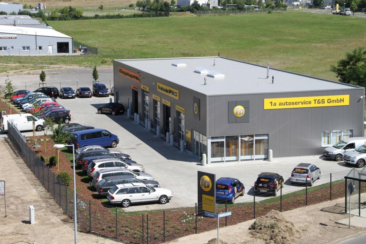 Ts Gmbh Webasto Service Center Und Kfzwerkstatt In Stahnsdorf von Kfz Werkstatt Bauen Kosten Bild
