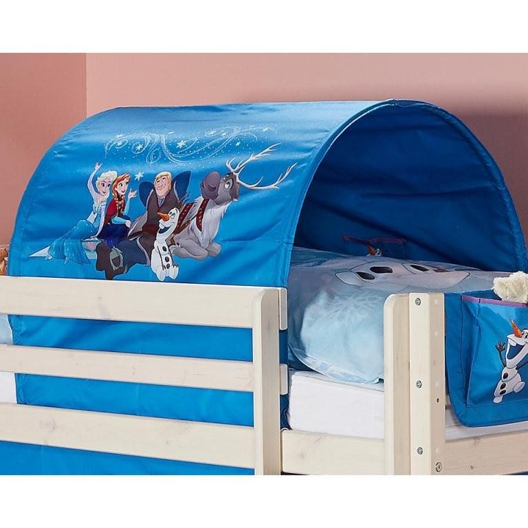 Tunnel Frozen (Die Eiskönigin Blau)  Jysk von Anna Und Elsa Gardinen Bild
