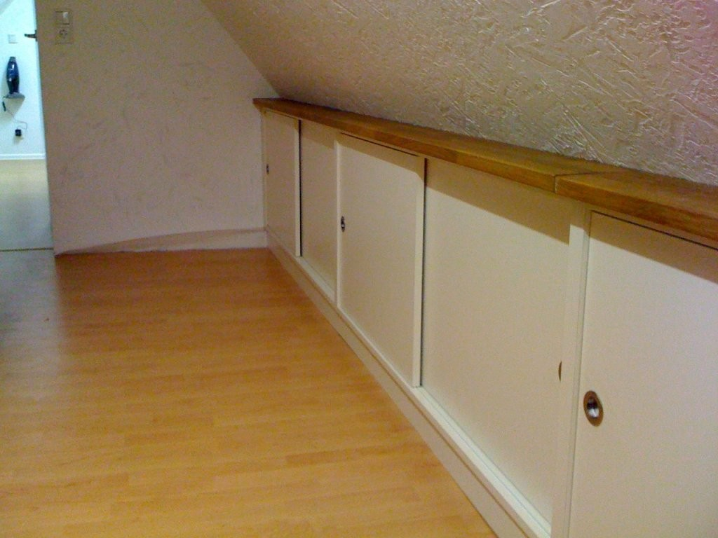 Tür Dachschräge von Möbel Türen Selber Bauen Photo