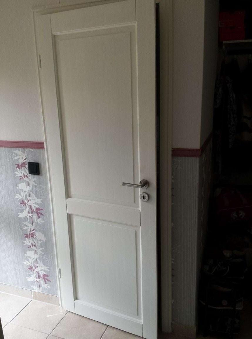 Türen Streichen Mit Kreidefarbe Von Shabby World von Kann Man Furnierte Türen Streichen Bild