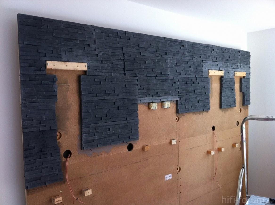 Tv Wand Selber Bauen Laminat Chic Wohnzimmer Fernseher Wand Best von Fernseher Wand Selber Bauen Photo