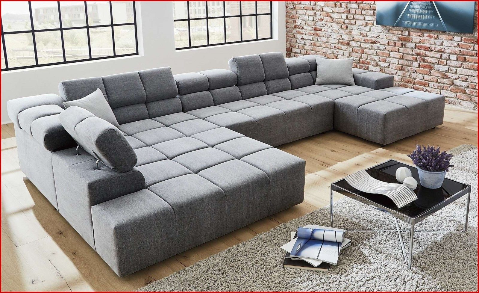 U Form Sofa Günstig Wohnlandschaft U Form  The Project Modern von Günstige Wohnlandschaft U Form Bild
