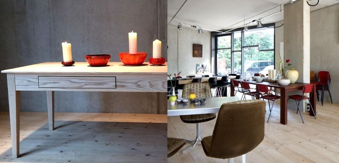 Über Tisch Und Stuhl  Tisch Und Stuhl von Stühle Und Tische Für Gastronomie Gebraucht Bild