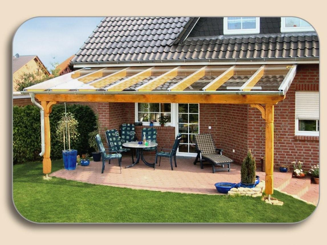Überdachung Terrasse Holz Selber Bauen At Haus Design Information Ideas von Überdachung Holz Selber Bauen Bild