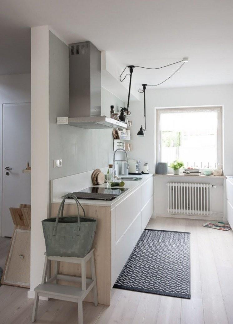 Umbau Reihenhaus Teil Iii  Neue Küche  Küche Einrichten  Küche von Wohnzimmer Mit Offener Küche Einrichten Photo