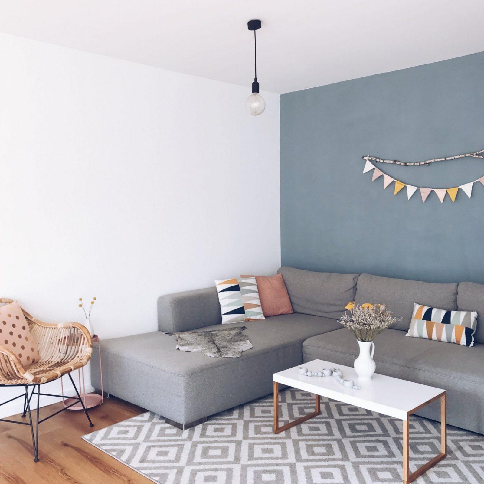 Unser Skandinavisches Wohnzimmer  Einfache Dekoideen  Sarahplusdrei von Alpina Ruhe Des Nordens Photo