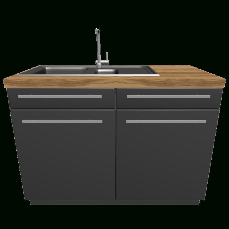 Unterschrank Mit Spülbecken  Einrichten  Planen In 3D von Küchen Unterschrank Mit Spüle Photo