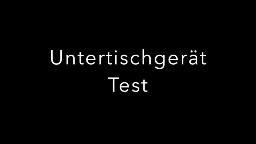 Untertischgerät Test 2018✅  Die Besten 5 Mit Niederdruck von Durchlauferhitzer Niederdruck Oder Hochdruck Bild