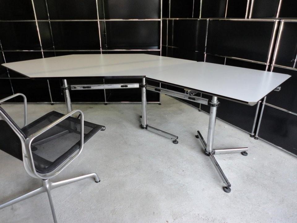 Usmhaller Büromöbel – Spangenberg Handelsbetrieb  Spangenberg von Usm Haller Gebraucht Hamburg Bild