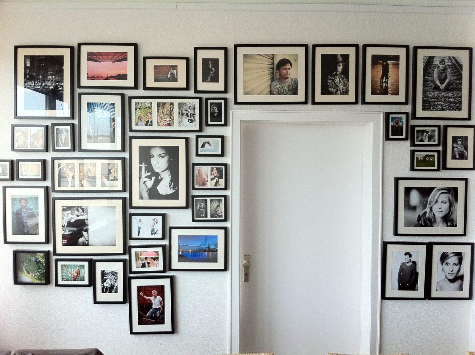Verflixte Bilderrahmen  Neunzehn72 von Ikea Bilderrahmen Ribba Aufhängen Bild