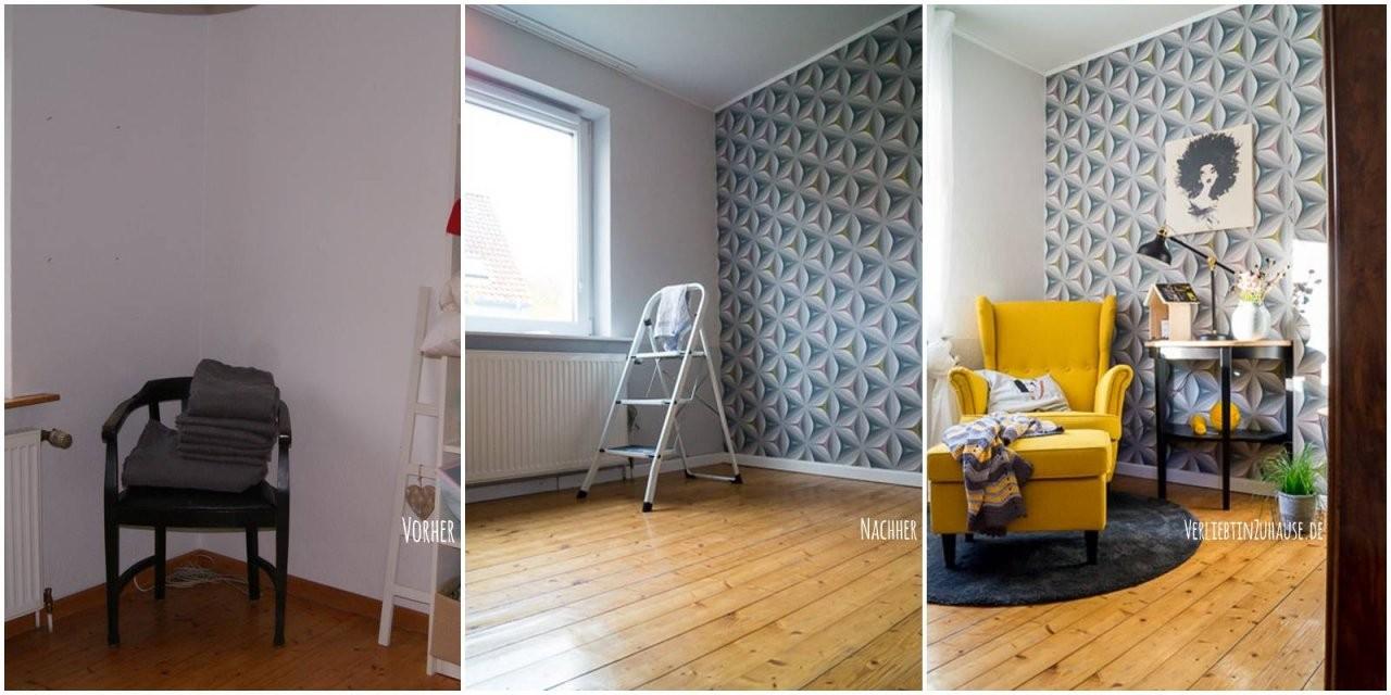 Verliebt In Zuhause ♥ Wie Ich Ein Zimmer Renovieren Und Neu von Schlafzimmer Renovieren Vorher Nachher Photo