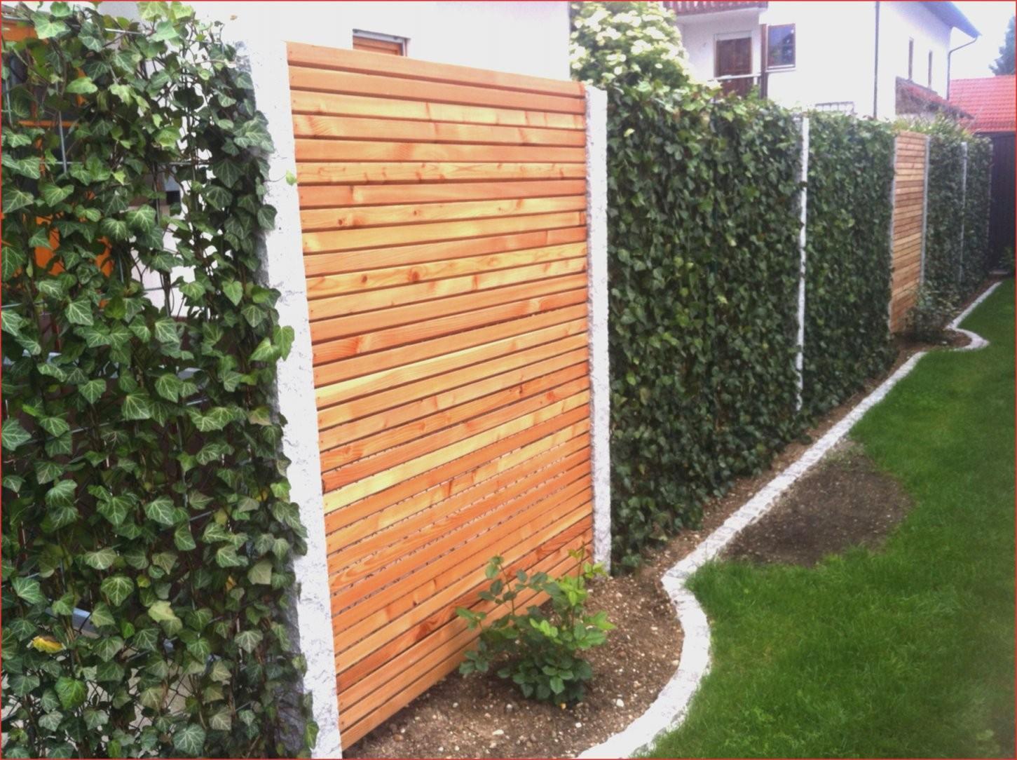 Verwunderlich Sichtschutz Zum Nachbarn Ideen Garten Holz A48R Diy von Sichtschutz Zum Nachbarn Ideen Bild