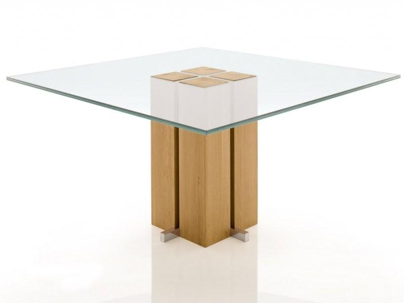 Viele Tischgrößen Verfügbar  Mit Maßtisch Konfigurator von Quadratischer Esstisch Für 8 Personen Bild