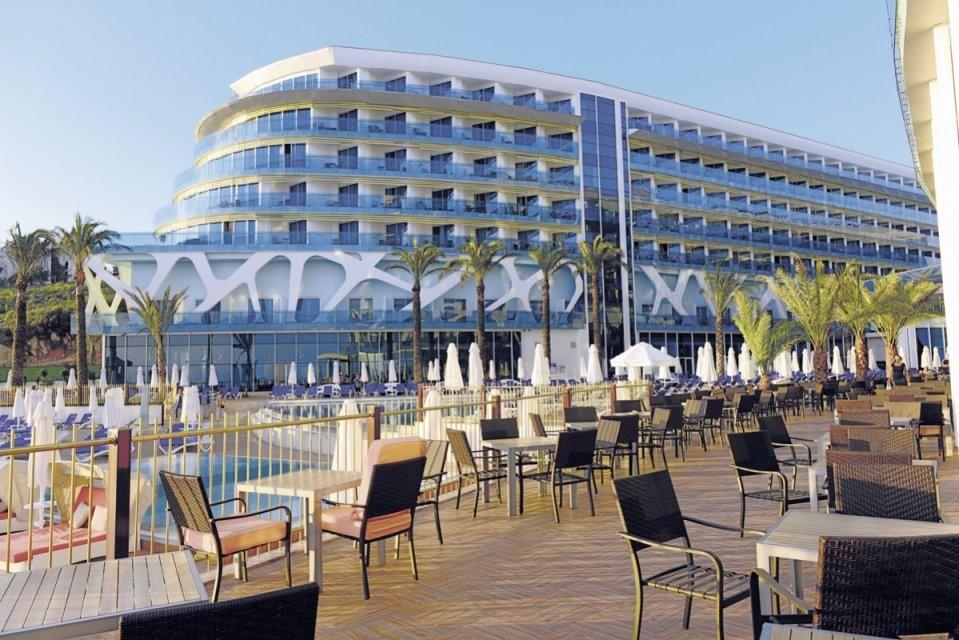 Vikingen Infinity Resort  Spa  Alanya  Top Angebot % von Vikingen Infinity Resort & Spa Bewertung Bild