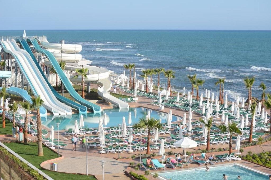 Vikingen Infinity Resort  Spa (Türkei Avsallar)  Booking von Vikingen Infinity Resort & Spa Bewertung Photo