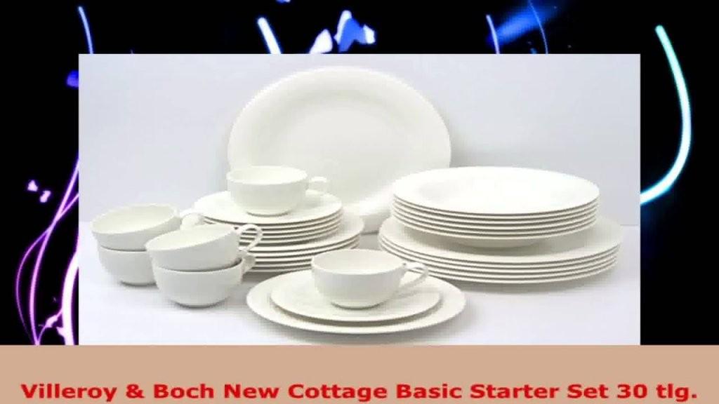 Villeroy And Boch Dinnerware Sets  Villeroy U0026 Boch Aragon von Villeroy & Boch Royal Basic Set 30 Teilig Bild