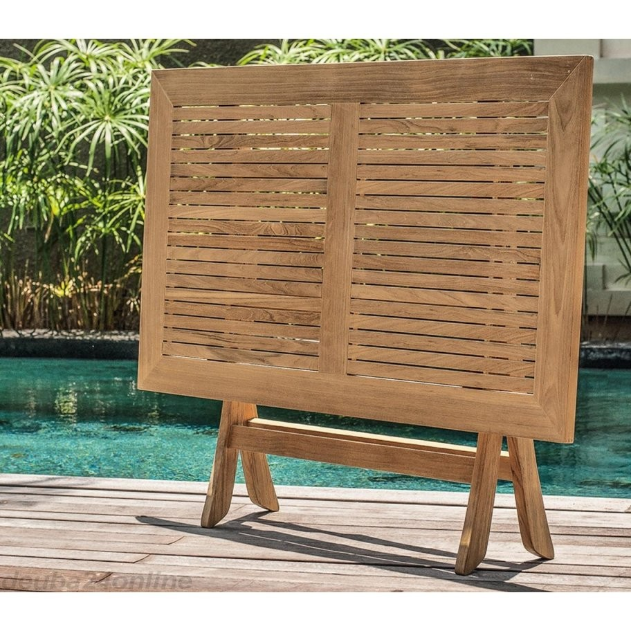 Villeroy  Boch  5Teilige Sitzgarnitur Sunrise Aus 100% Teakholz von Villeroy Und Boch Gartenmöbel Bild