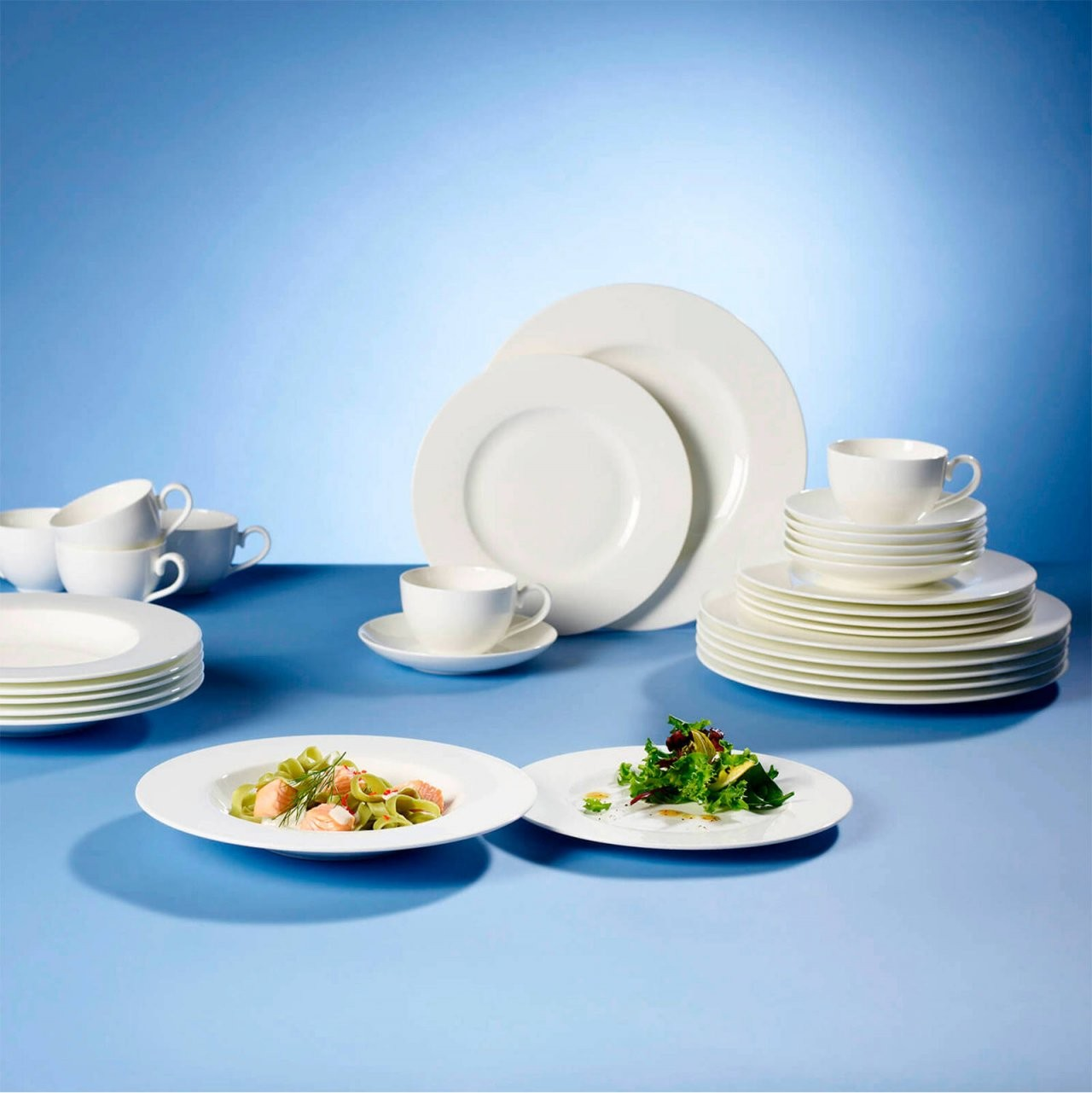 Villeroy  Boch Royal Basic Serviesset (30Delig)  Wehkamp von Villeroy & Boch Royal Basic Set 30 Teilig Bild