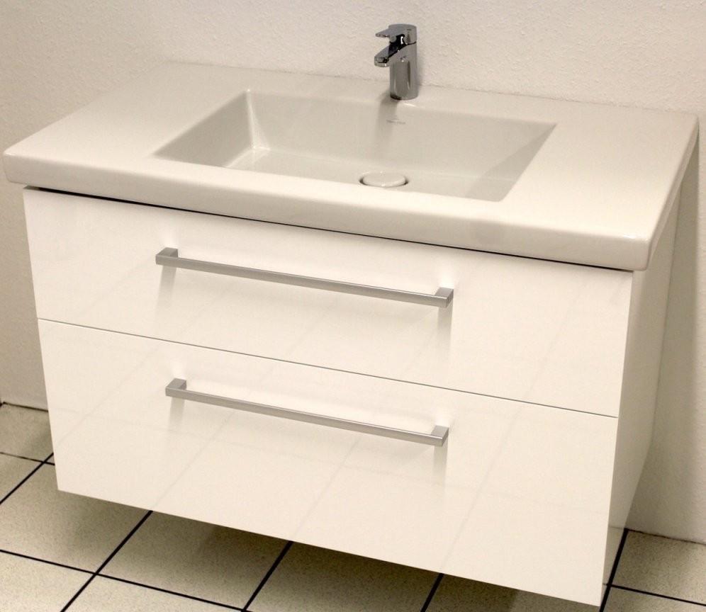 Villeroy  Boch Serie 100 Waschtisch + Unterschrank Breite 100 von Villeroy Und Boch Waschtisch Mit Unterschrank Photo