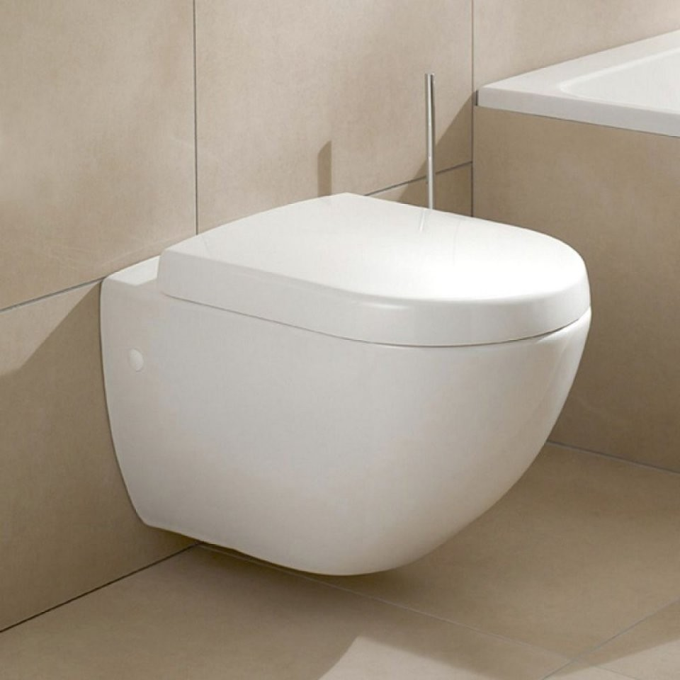 Villeroy  Boch Subway 20 Compact Wall Hung Toilet  Uk Bathrooms von Subway Villeroy Und Boch Wc Bild