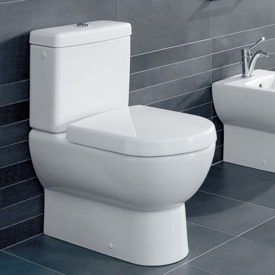 Villeroy  Boch Subway(Soho) Close Coupled Toilet  Bathrooms Direct von Subway Villeroy Und Boch Wc Photo