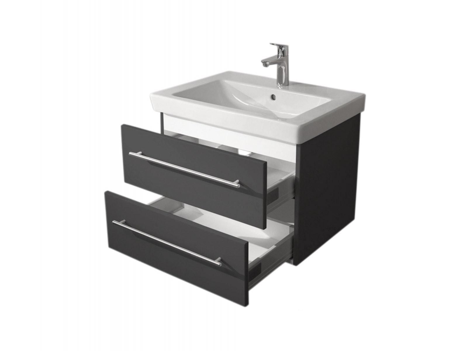 Villeroy  Boch Waschbecken Mit Unterschrank Waschbeckenunterschrank von Villeroy Und Boch Doppelwaschbecken Mit Unterschrank Bild