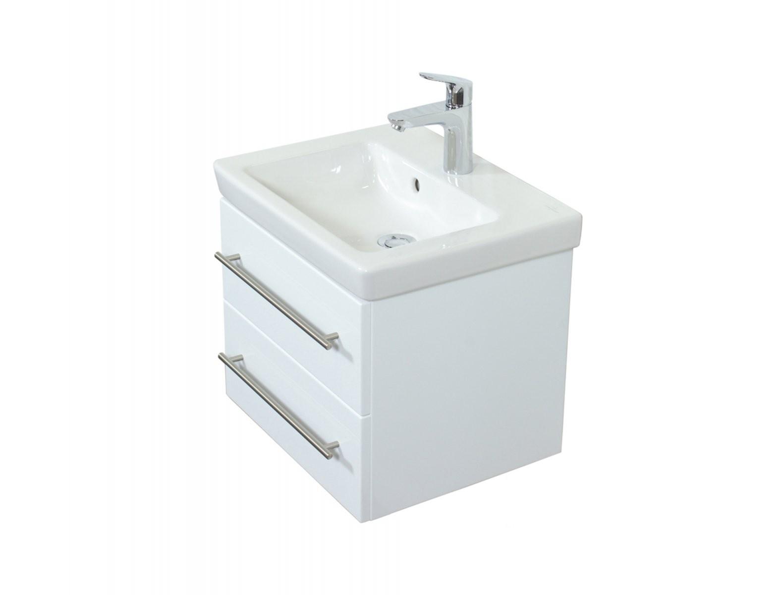 Villeroy  Boch Waschbecken Mit Unterschrank Waschbeckenunterschrank von Waschbecken Mit Unterschrank 50 Cm Photo