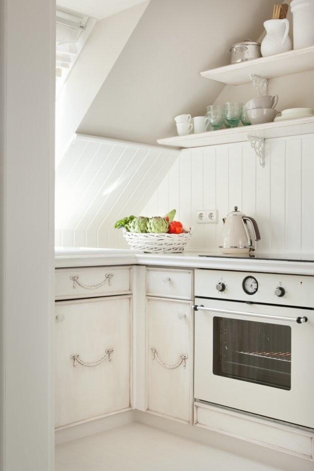 Vintage Küche  Alte Küchen Im Einzigartigen Vintage Look von Küchen Im Vintage Stil Photo