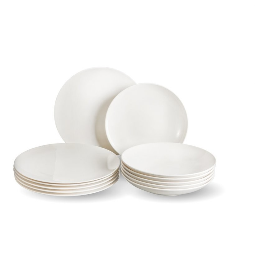 Vivo  Villeroy  Boch Group Voice Basic Dinner Set 12Pcs von Villeroy Boch Royal Basic Photo